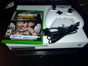 Xbox One S 500 GB Call of Duty WW2