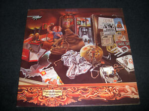 Frank Zappa and The Mothers  (1973) Over-Nite Sensation LP