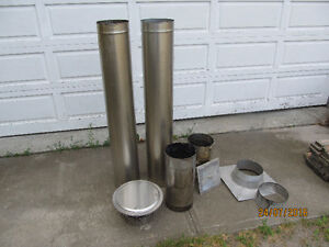 Stainless steel chimney liner Peterborough Peterborough Area image 1