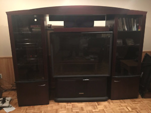 "52"" TV and UNIT"