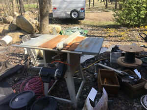 Rigid Table Saw