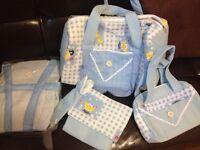 ensemble de sac a couche pour bebe et maman-NEUVE- Longueuil / South Shore Greater Montréal Preview