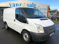 2012 - Ford Transit 2.2TDCi ( 100PS ) ( EU5 ) 280M Entity ( Low Roof ) 280 SWB