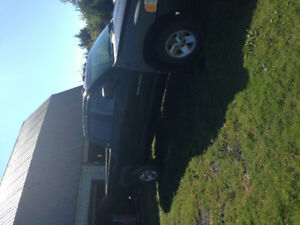 2002 Dodge Ram 1500 Sport Quad Cab 5 spd 4x4 for parts or repair