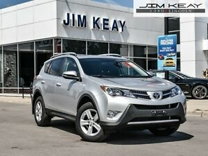 2013 Toyota RAV4 XLE  - Bluetooth -  Power Moonroof - $84.41 /We