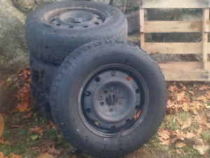 15 inch Dodge Caravan Steel Rims