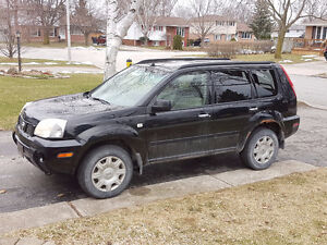 AS IS 2006 Nissan X-trail