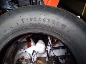 BRAND NEW 600-16-6PLY- TUBE TYPE TRACTOR/ IMPLIMENT TIRE-100.00