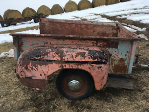 1949 Ford short box trailer for sale