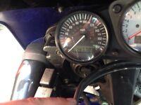 Suzuki gsxr600 srad Low mileage v good condition