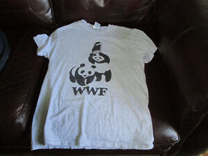 boys WWF tee shirt size youth Small app size 10-12