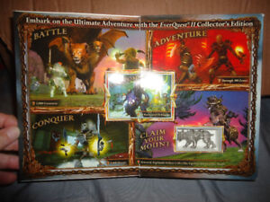 EVERQUEST SENTINELS FATE PC GAME COLLECTORS EDITION