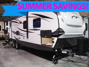 2019 Forest River 268BHSK Palomino   - $169 BW