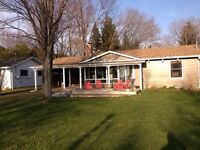 Bayfield area cottage for rent