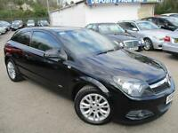 2010 VAUXHALL ASTRA SRI ONLY 29375 MILES FRON NEW ! SPORTS PETROL