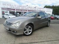 Mercedes-Benz C Class C220 2.1 Cdi SE Sports Automatic DIESEL AUTOMATIC 2005/55
