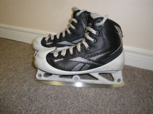 Reebok 12K Goalie Skates - Size 2.5