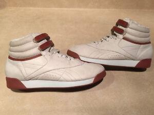Women's Reebok 25th Freestyle Anniversary Shoes Size 7.5 London Ontario image 1