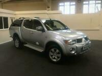 2009 Mitsubishi L200 2.5 DI-D Raging Bull Double Cab Pickup 4dr (Smart Nav) Pick