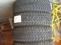 Artic Claw Snow tires