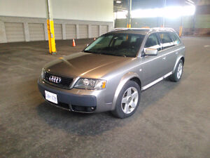 2005 Audi Allroad + Additional Set of Winter Tires