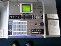ROLAND MV-8000 Production Studio VGC with original box, user manual & power cable