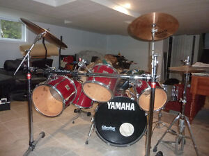 drum YAMAYA power rack Gibraltar