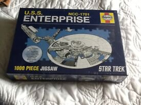 Star Trek Jigsaw (New Sealed)