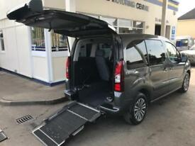 2015 Peugeot Partner Tepee 1.6 e HDi 92 S 5dr AUTO WHEELCHAIR ACCESSIBLE VEHI...
