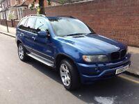 BMW X5 sport 3.0diesel 2003 year
