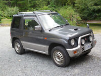 1998 Mitsubishi Other SUV, Crossover