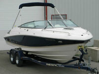 2010 REGAL 2250 CUDDY CAB/5.7GI VOLVO PENTA/AVEC TRAILER