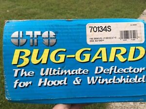 BUG GUARD, NEW 1987-91 FORD F SERIES, BRONCO. 70134S