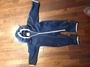 Columbia 12 month bunting suit