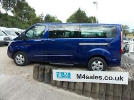 Ford Tourneo Custom 310 Titanium Tdci LWB 2.0 Manual Diesel
