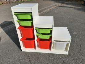 Ikea Trofast storage unit - 2 available