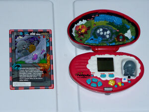 Pocket Neopets Pocket Game System - Kacheek ... Rare ..