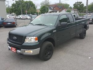 FORD F150 EXTENDED CAB 4X4 ** LONG BOX ** EASY FINANCING $11995
