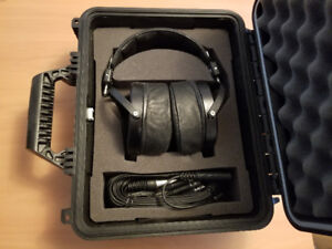 Audeze Lcd x 2016 with Pelican Case