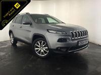 2014 64 JEEP CHEROKEE LIMITED M-JET DIESEL FINANCE PART EXCHANGE WELCOME