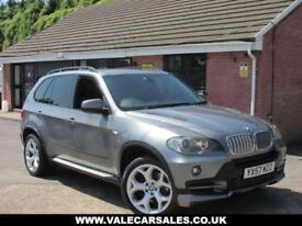 2007 57 BMW X5 3.0 D SE 5DR AUTO (£6,480 OF EXTRAS) DIESEL