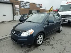 SUZUKI SX4 2010 AUTOMATIQUE AWD