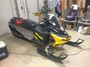 "154"" skidoo 800 X RS HILLCLIMB EDITION  P TEC ENGINE"