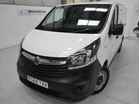 Vauxhall Vivaro 2900 L1H1 CDTI + 3 VAUX SERVICES + 1 OWNER