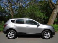 2013 (13) Nissan Qashqai 1.5dCi 2WD Acenta...LOW MILEAGE..STUNNING!!