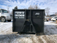 Garbage bins for rent!! The best service in town!
