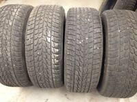 Winter Tires 275/55/20