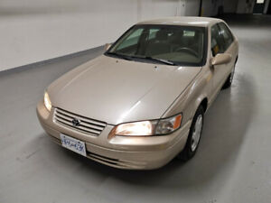 1997 ToyotaCamry Automatic 3L 6-Cyl Gasoline