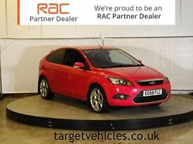 2008 FORD FOCUS 1.8 TITANIUM ~FULL SERVICE HISTORY~RAC WARRANTY~