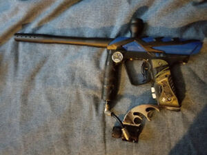 Paintball Marker - Smart Parts Ion - BlackHeart Board